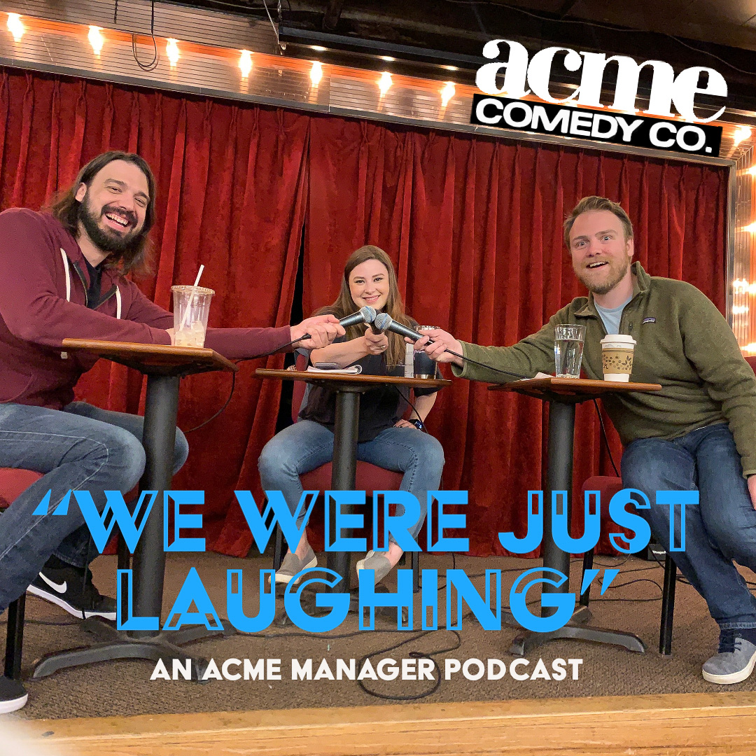 We Were Just Laughing Podcast