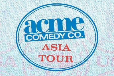 Acme Asia Tour