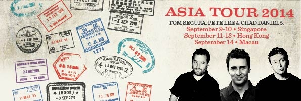 Acme Comedy Co Asia Tour