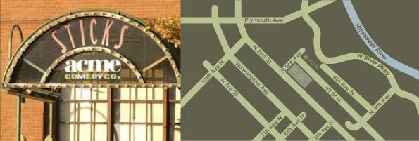 Maps/Parking Info