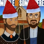 A Very Merry Middle of Somewhere Podcast - Zoom Show